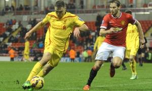 U21: Manchester United 2-1 LFC