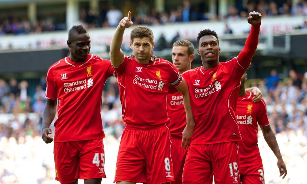 Jadwal siaran Liverpool di televisi