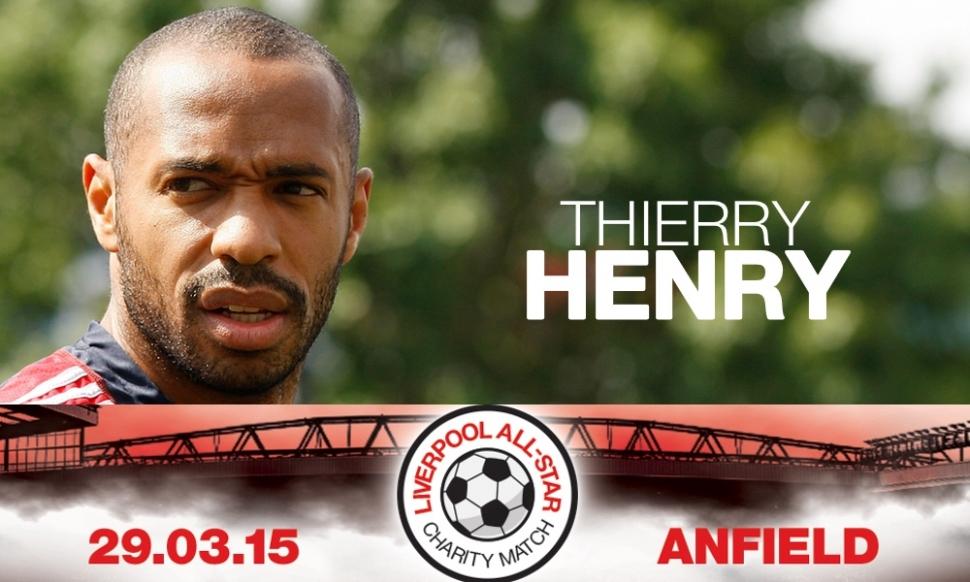 Gerrard's squad so far... Henry