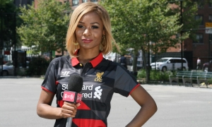 Dari MTV menuju presenter LFC TV: Zuri Hall