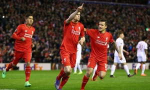 Europa League: Liverpool 1-0 Augsburg