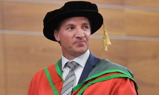 Rodgers: Degree means a lot to me