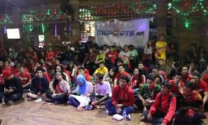 Nonton bareng Man United vs. LFC di Jakarta