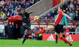 Sunderland 2-2 Liverpool