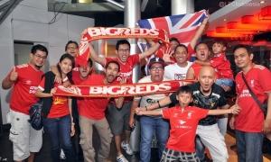 Nonton bareng LFC vs. Manchester City di Jakarta