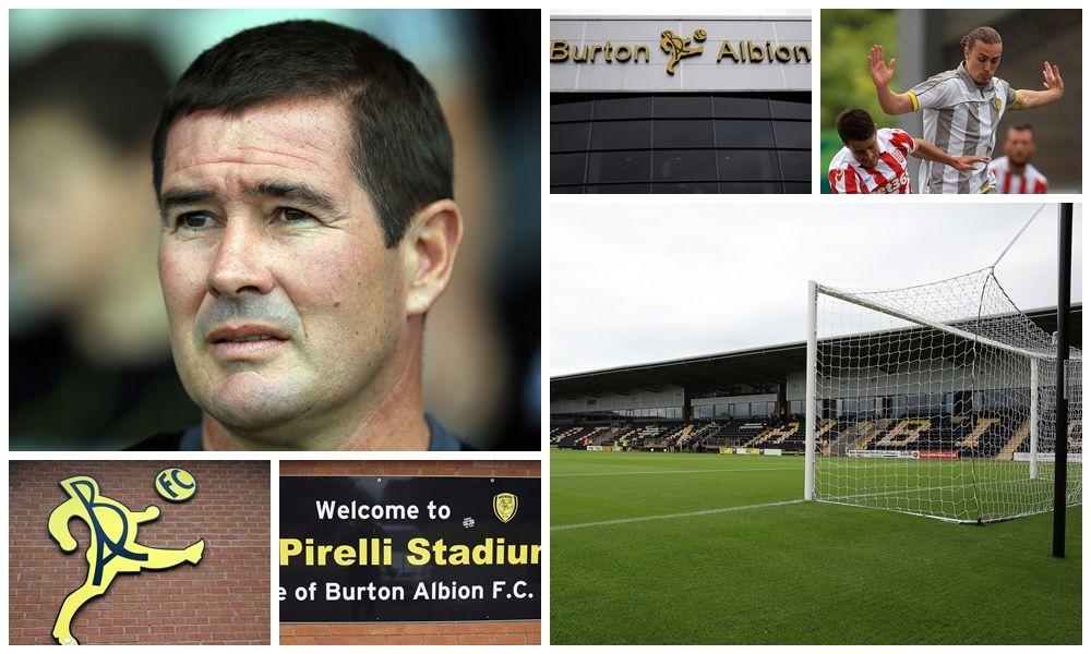 Serba-serbi Burton Albion, calon lawan LFC di Piala Liga