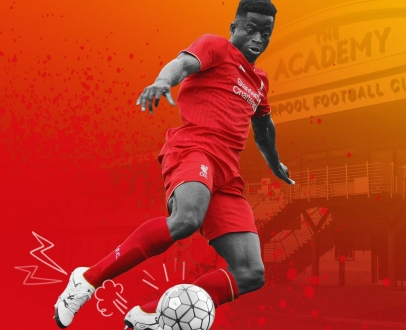 Be an LFC Academy Player for the Day!