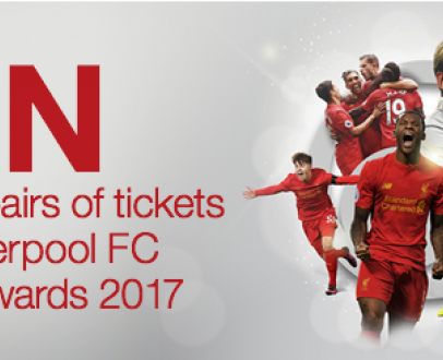 Win two VIP tickets to the Players' Awards 2017
