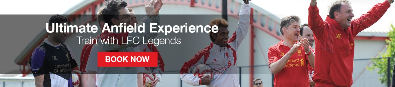 Ultimate Anfield Experience