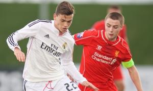UCL U19: Real Madrid 4-1 LFC