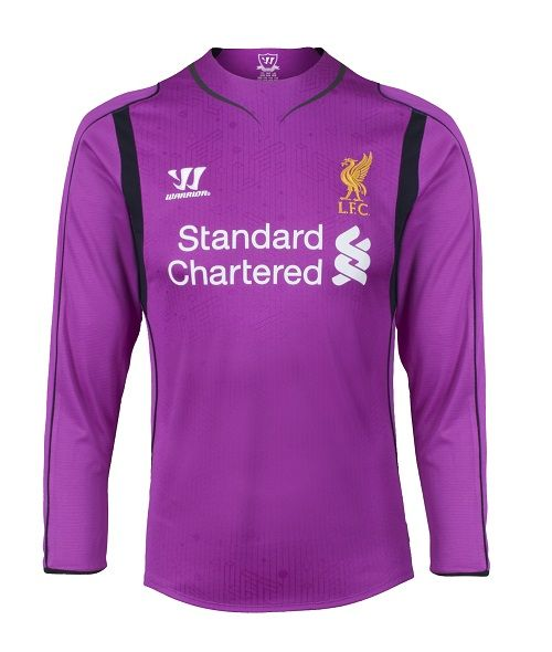 online store d50c5 d9acb Revealed: LFC's new 2014-15 home kit - Liverpool FC