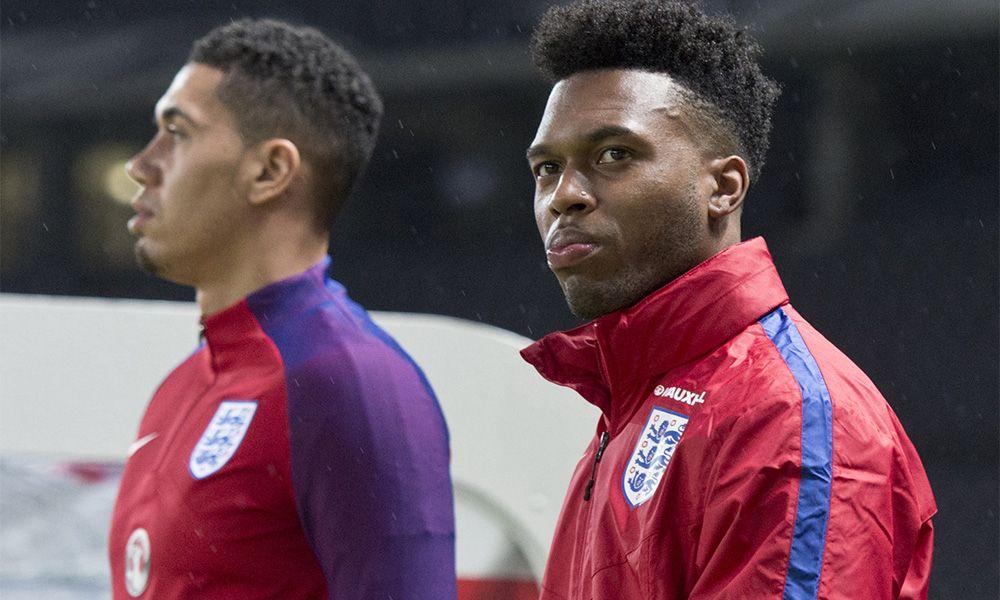 Sturridge kembali berlatih bagi Inggris