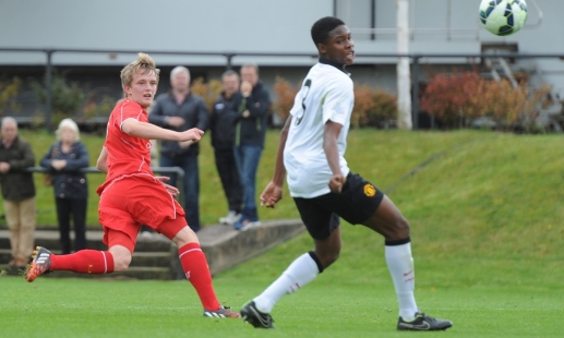Relive U18s' 4-0 rout on LFCTV GO