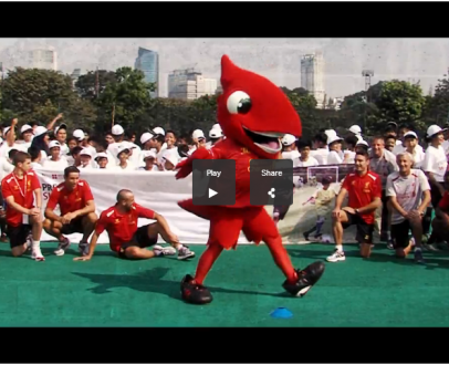 Mighty Red Prepares for Liverpool FC's Pre-Season Tour 2015