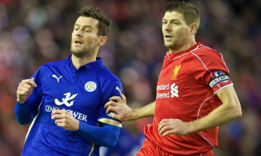 Reds held at home by Leicester fightback