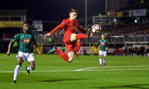 FA Cup: Plymouth 0-1 Liverpool
