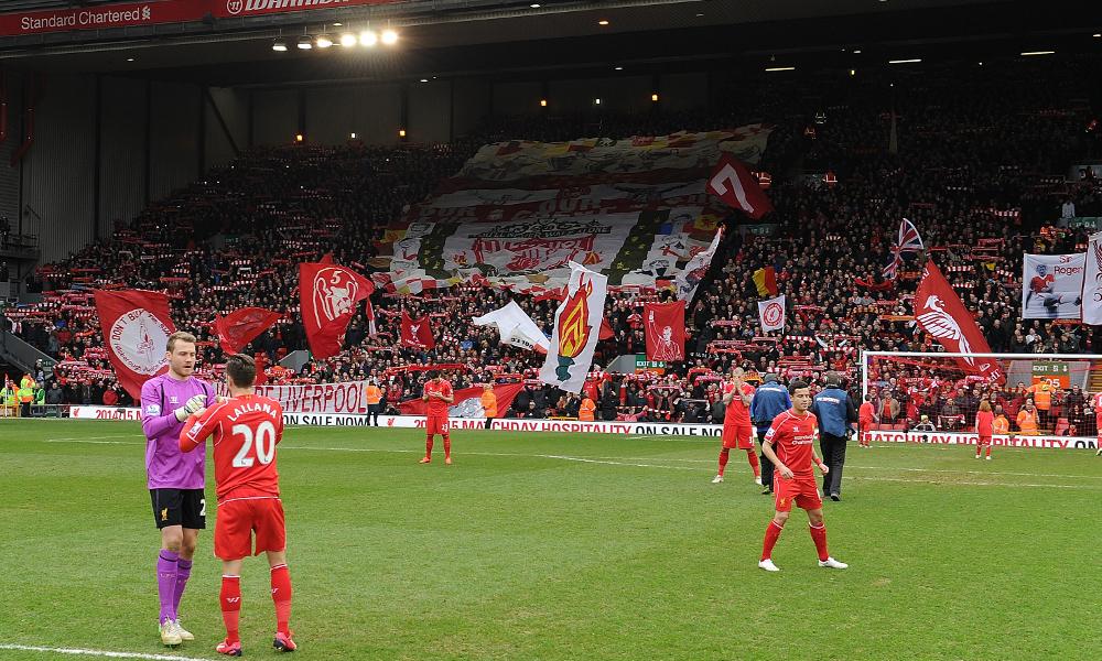 Dua gol Liverpool patahkan rekor pertahanan Manchester City