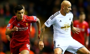 LFC 4-1 Swansea