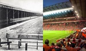 Anfield dari 1903 sampai dengan 2017