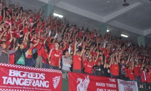 Nonton bareng final Europa League di Jakarta