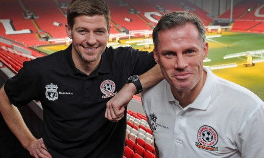 Gerrard: Game is to help special causes