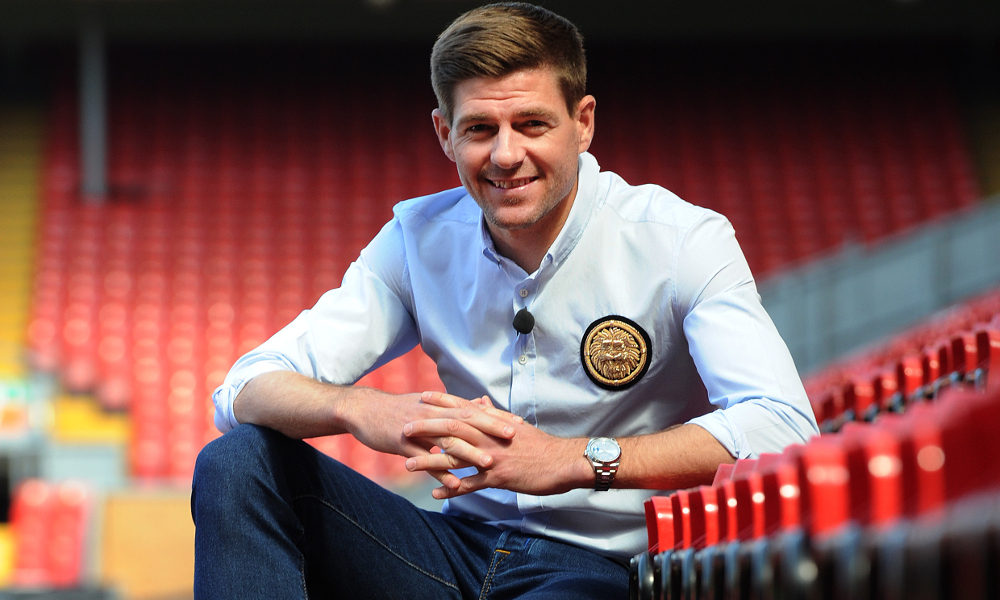 Surat terbuka Steven Gerrard untuk fans