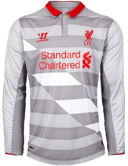 79d1bddd4a5 LFC reveal brand new 2014-15 third kit - Liverpool FC