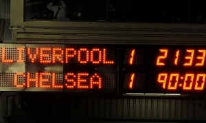 Piala Liga: Liverpool 1-1 Chelsea