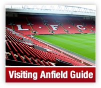 Visiting Anfield Guide