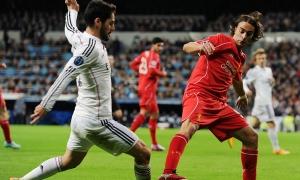UCL: Real Madrid 1-0 LFC