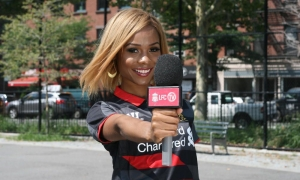 Meet Zuri Hall: LFC's new American TV presenter