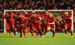 Road to Wembley - Liverpool: Piala Liga Inggris