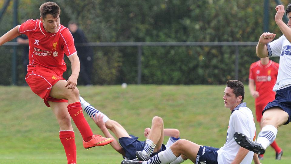 Birthday boy Sinclair inspires U18s win