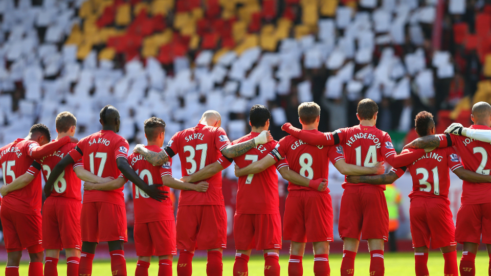 Anfield remembers the 96