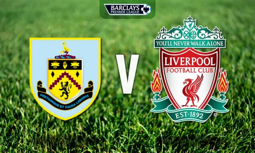 Burnley vs Liverpool