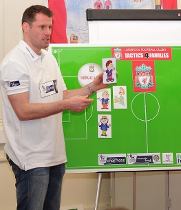 Carragher Tactics 4 Families