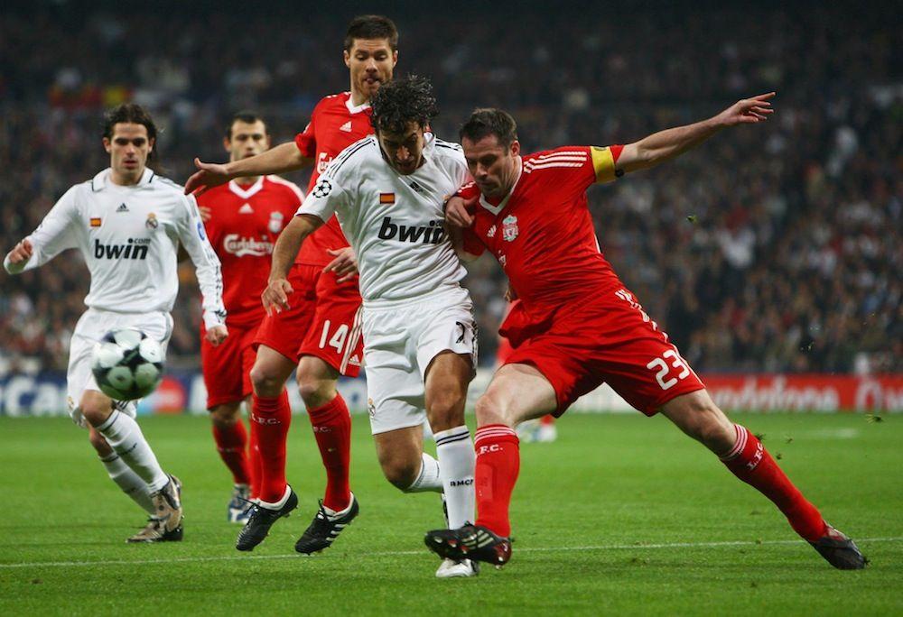 Liverpool satu grup dengan Madrid di Champions League