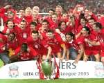 wallpaper, 2005, istanbul, gerrard, cup, trophy, champions' league, winners, final
