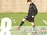 Steven Gerrard Screensaver