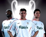 wallpaper, away, kit, 2005, 2006, cisse, gerrard, alonso