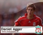Daniel Agger, team, squad, defender, 5