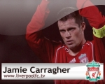 Jamie Carragher, wallpaper, team, squad, defender, 23