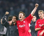wallpaper, 2005, quarter-final, champions' league, riise, garcia