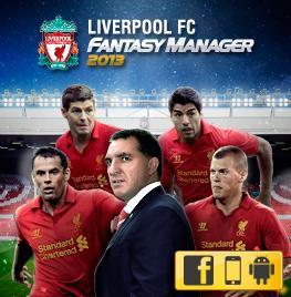fantasy manager, lfc fantasy manager
