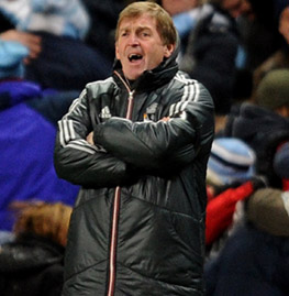 man city kenny dalglish