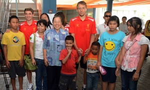 LFC agree blind school partnership in Bangkok