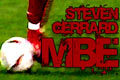 Steven Gerrard MBE