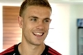 Henderson arrives at Melwood