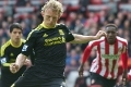 Kuyt goal - was it a pen?