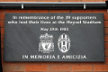 LFC unveil Heysel plaque
